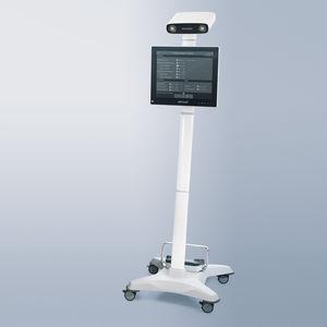 système de navigation chirurgicale pour positionnement de prothèse de hanche