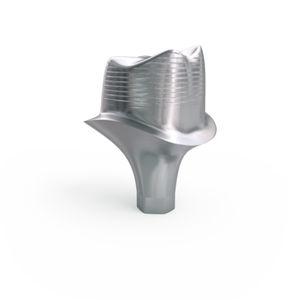 pilier implantaire droit