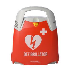 défibrillateur externe semi-automatique