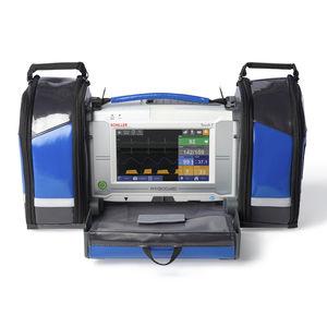 moniteur multiparamétrique ECG / de température / EtCO2 / PNI