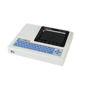 électrocardiographe de test d'effort / 12 canaux / numérique / avec imprimante