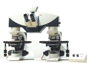 microscope pour la médecine légale