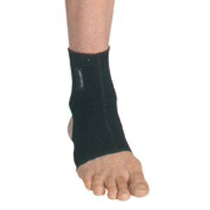 bandage de maintien de la cheville / talon ouvert