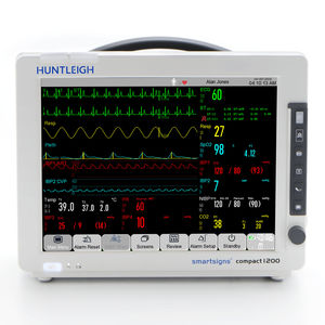 moniteur patient ECG