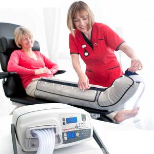 unité de pressothérapie pour jambes