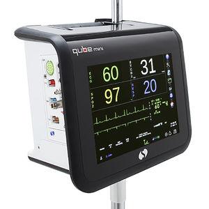 moniteur patient de fréquence respiratoire