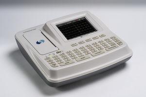 électrocardiographe 6 canaux / numérique / avec imprimante / avec écran