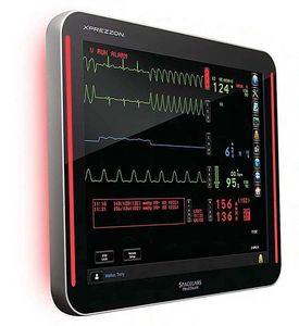 moniteur multiparamétrique SpO2 / PNI / ECG / de soins intensifs