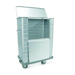 armoire à linge sale