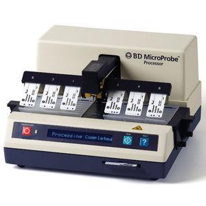 automate d'identification bactérienne coloration de Gram