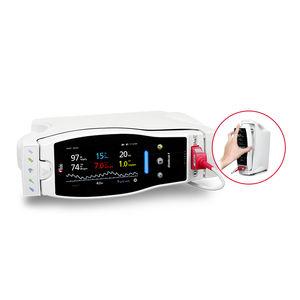 CO-oxymètre de pouls sans fil