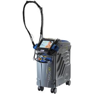 laser pour épilation / pour les lésions vasculaires / pour les lésions pigmentaires / à alexandrite