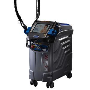 laser pour épilation / à alexandrite / sur chariot