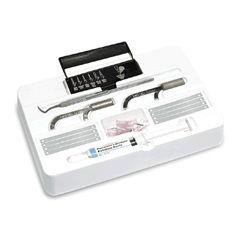 kit d'instruments pour restauration dentaire