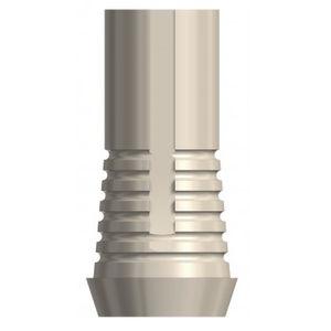 pilier implantaire en plastique