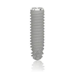 implant dentaire cylindrique conique