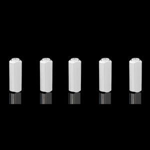 analogue d'implant dentaire en métal