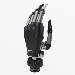 prothèse de main myo-électrique
