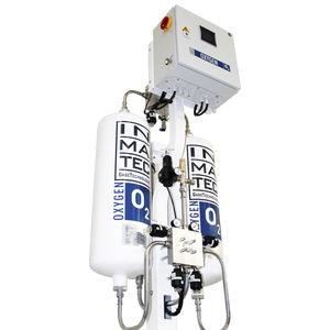 générateur d'oxygène / de laboratoire / médical / pour l'industrie agroalimentaire