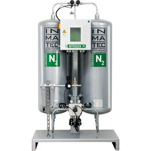 générateur d'azote / d'air comprimé / PSA / à membrane