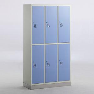 armoire pour vestiaire