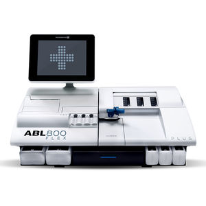 analyseur des gaz du sang avec analyse d'électrolytes