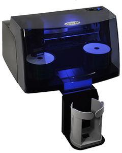 système de gravure de CD