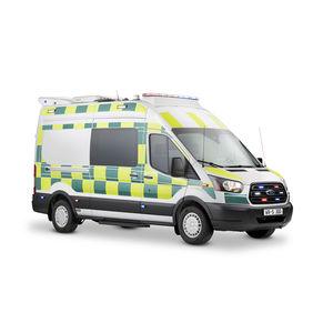 ambulance fourgon