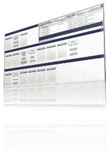système de gestion de données / de traçabilité / d'analyse / pour salle d'opération