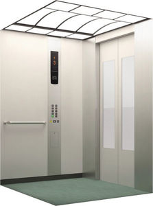 ascenseur monte-malade