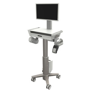 chariot informatique pour panel PC