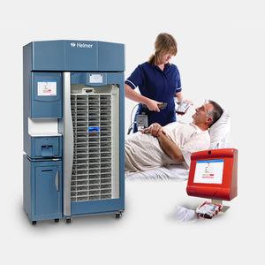 système de gestion de stock / de l'information / de traçabilité / médical