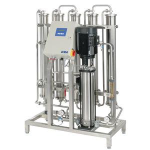 station de traitement d'eau d'hémodialyse