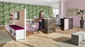 bureau rectangulaire