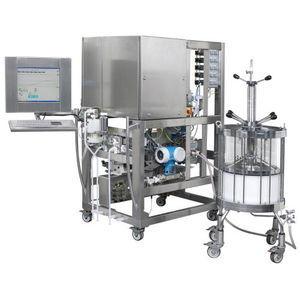 système de chromatographie en phase liquide préparative