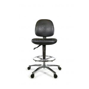 chaise de salle blanche