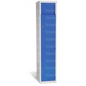 casier de stockage / à linge / d'hôpital / avec porte