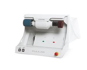 appareil de polissage pour fabrication de semelles orthopédiques