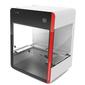 station de travail de laboratoire pour PCR