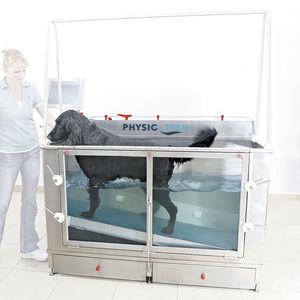 tapis roulant vétérinaire immergé / pour chiens