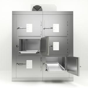 cellule réfrigérante mortuaire 6 corps