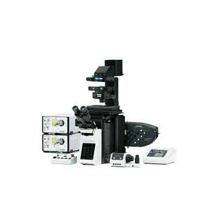 microscope de laboratoire / pour la recherche / numérique / de paillasse