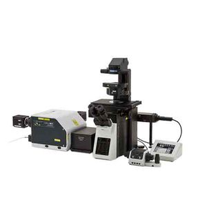 microscope de laboratoire / pour la recherche / médical / numérique