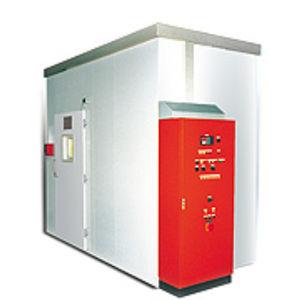 chambre froide de laboratoire