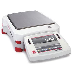 balance de laboratoire électronique / de pharmacie / avec affichage numérique / de paillasse