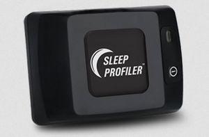 moniteur de sommeil avec EEG