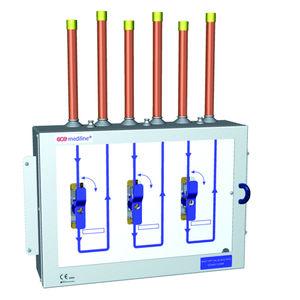 manifold pour gaz médicaux