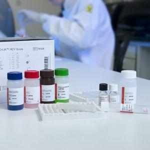 kit de test de l'hépatite C