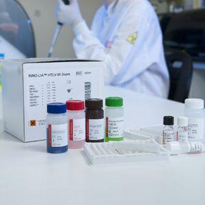 kit de test par immunoanalyse LIA
