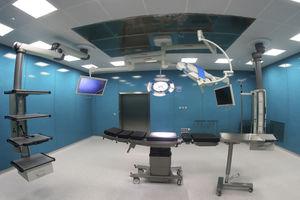 bloc opératoire / modulaire / pour établissement de santé